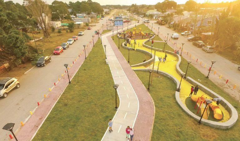 Nueva plaza de Ostende (primera etapa)