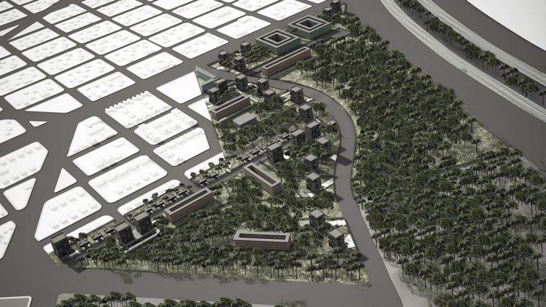Proyecto 26ha (viviendas)